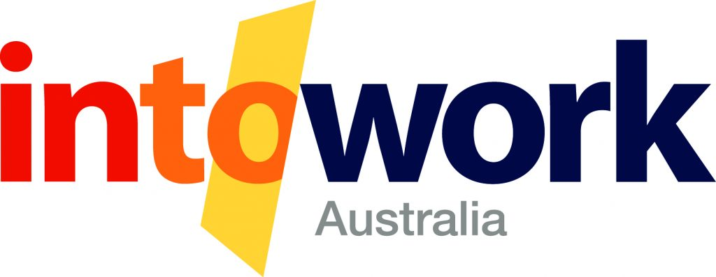 IntoWork logo | About Work & Training