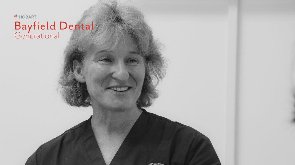 Bonnie Issacs Bayfield Dental smiling